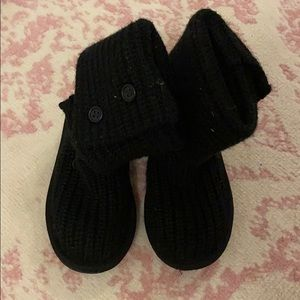 Toddler size 9 ugg cardy